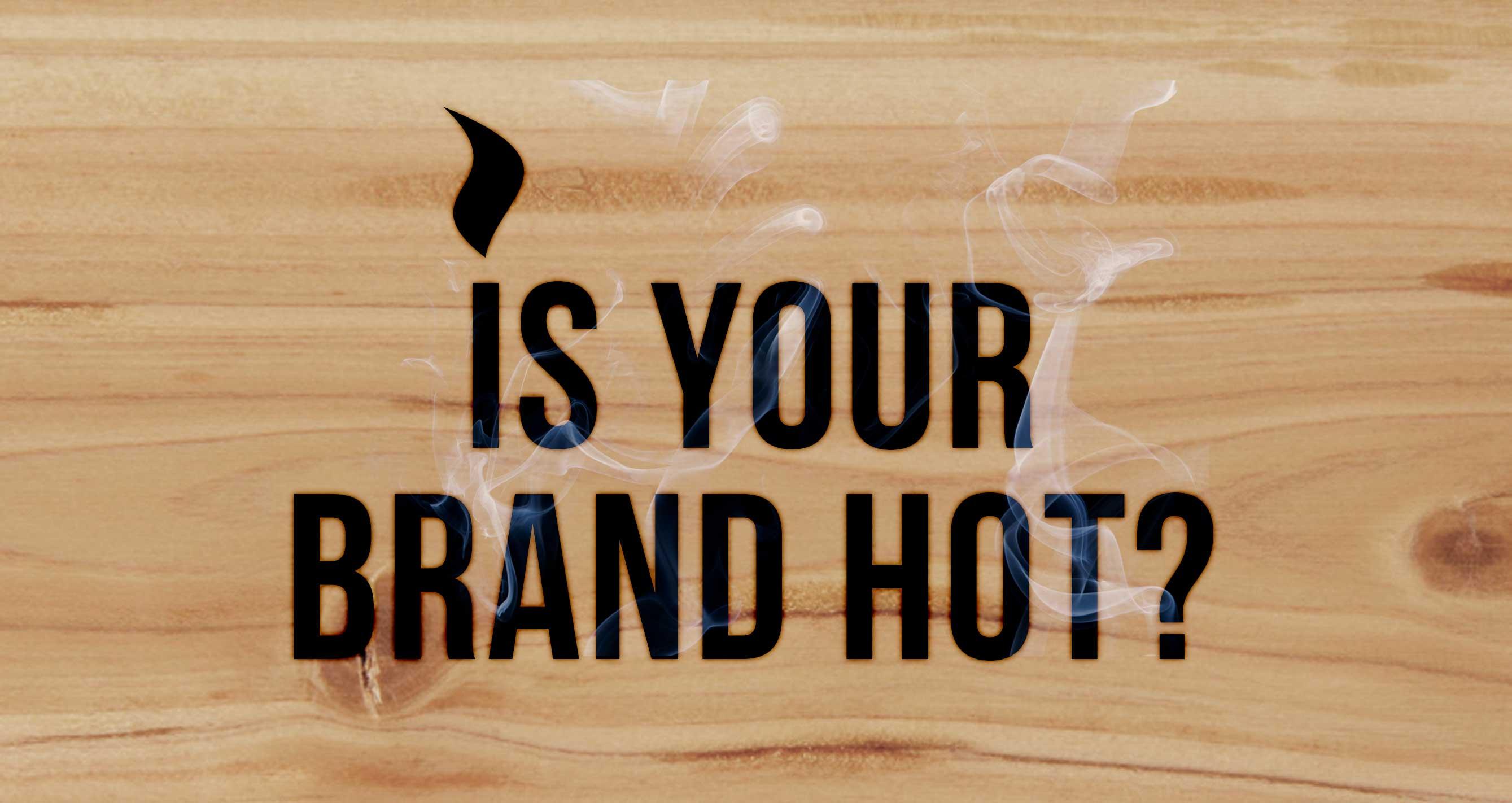 Restaurant brand website